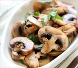 Asian Mushroom Saute