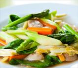 Asian Vegetable Bowl