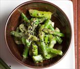 Asparagus Sesame Salad