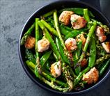 Asparagus and Chicken Stir Fry