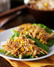 BBQ Chicken Lettuce Wraps (AIP)