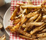 """Baked Jicama """"Fries"""""""