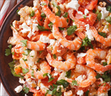 Baked Shrimp with Feta Cheese