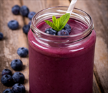 Berry Greens Smoothie