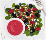 Blueberry Avocado Vinaigrette