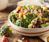 Broccoli Salad With Grapes & Bacon (AIP)