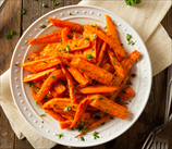 Butter and Herb Roasted Carrots