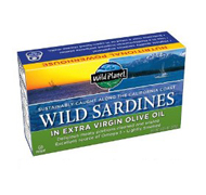 Wild Planet California Sardines in Extra Virgin Olive Oil (4.4 oz)