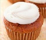 Carrot Cake Cupcakes II (Gluten Free, Dairy Free, Sugar Free)