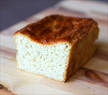 Cashew Probiotic Sourdough Bread