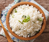 "Superfat Cauliflower ""Rice"""