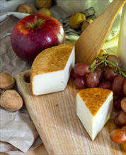 Cheese, Apple & Nuts