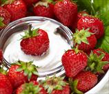 Cheesecake Strawberry Bites