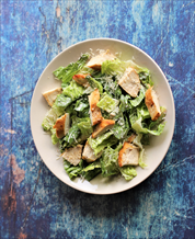 Chicken Caesar Salad (Low FODMAP)