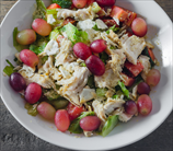 Chicken Salad with Green Apple Vinaigrette