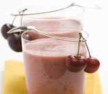 Chocolate Covered Cherry Smoothie (Dairy Free)