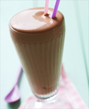Chocolate Protein Splash (Dairy Free)
