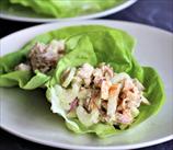 Classic Chicken Salad Lettuce Wraps