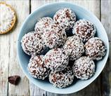Coconut Chia Truffles