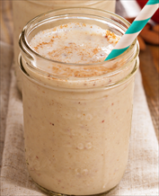 Coconut Macaroon Smoothie (Dairy Free)