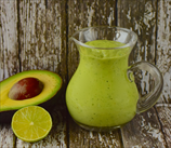 Creamy Avocado-Lime Dressing