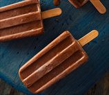 Creamy Chocolate Fudgsicles (Dairy Free)