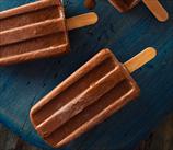 Creamy Chocolate Fudgsicles (Dairy Free)