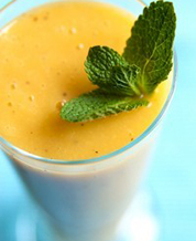 Dairy Free Pumpkin Pie Smoothie Snack