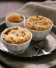 Dessert: Apple Streusel