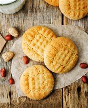 Dessert: Classic Peanut Butter Cookies