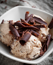 Dessert: Coffee Ice Cream