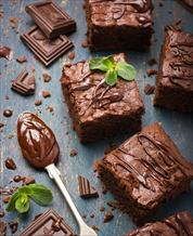 Dessert: Decadent Dark Chocolate Paleo Brownies