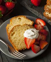 Dessert: Easy Pound Cake