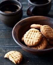 Dessert: Flourless Sunbutter Cookies