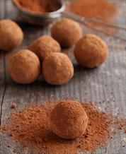 Dessert: Kahlua Truffles