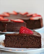 Dessert: Keto Coconut Flour Chocolate Cake