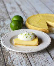 Dessert: Keto Key Lime Pie