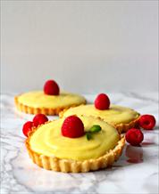 Dessert: Keto Lemon Tarts