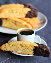 Dessert: Keto Macadamia Biscotti