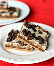 Dessert: Keto Magic Bars