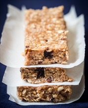 Dessert: Keto Raw Almond Coconut Power Bars