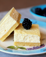 Dessert: Lemon Cheesecake Bars