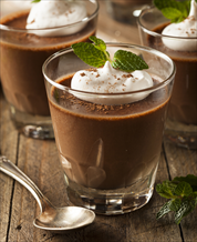 Dessert: Keto Chocolate Mousse