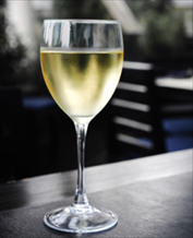 Wine: One 5 Ounce Glass Chardonnay