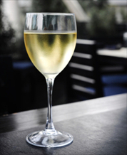 Wine: One 5 Ounce Glass Organic Sauvignon Blanc