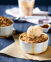 Dessert: Paleo Apple Crisp