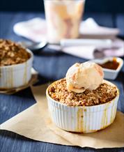 Dessert: Paleo Apple Crisp