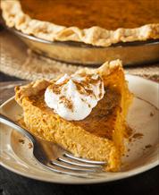 Dessert: Paleo Pumpkin Pie II