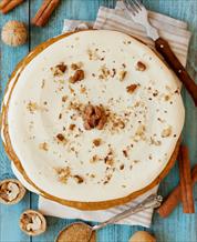 Dessert: Paleo Spice Cake