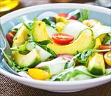 Egg, Avocado & Sprout Salad